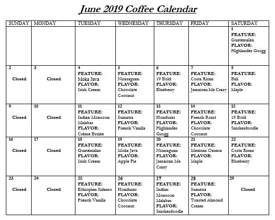 June 19 C